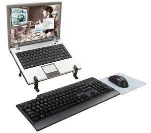 Benefícios de usar um teclado externo no notebook