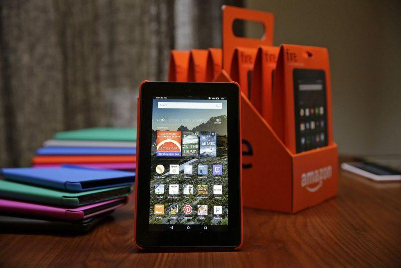Amazon Fire Tablet – Novo modelo irá custar US$ 50