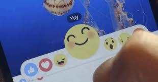 Facebook está testando novas opções do botão Curtir