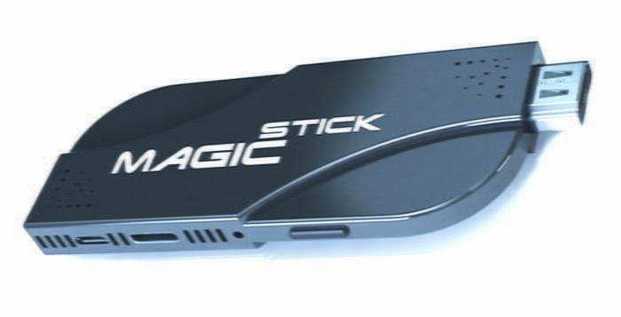 MagicStick – Microcomputador HDMI com até 8GB de memória RAM