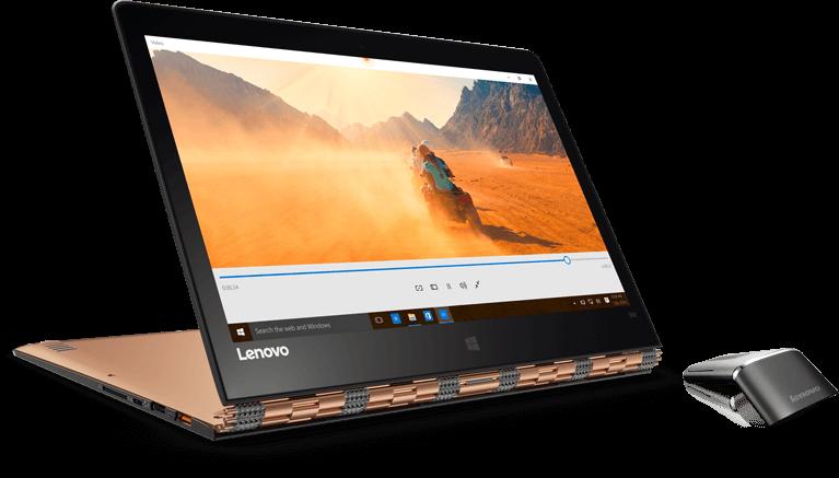 Lenovo Yoga 900 – Lançamento do novo notebook híbrido