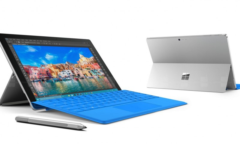 Microsoft Surface Pro 4 – Modelo 2 em 1 foi apresentado na MWC