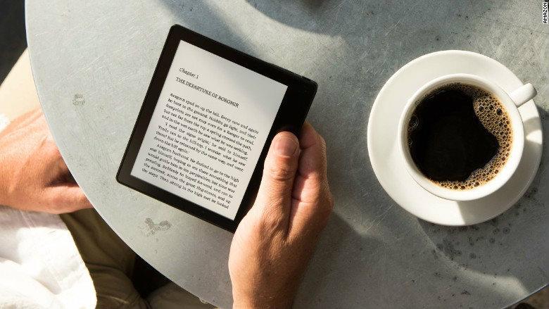 Novo Kindle Oasis – Lançamento e Preço no Brasil