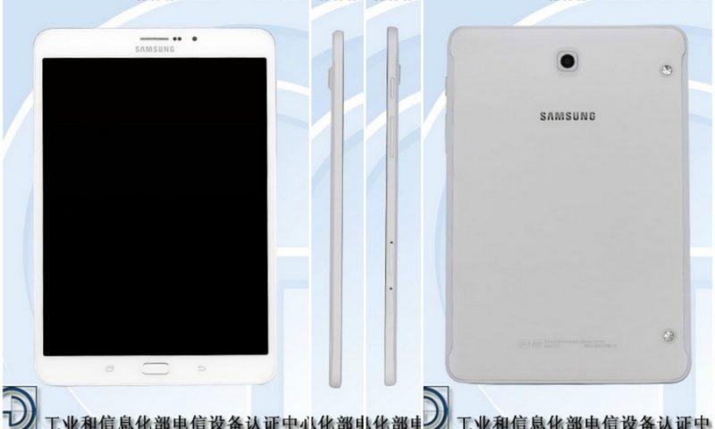 Novo Samsung Galaxy Tab S3 8.0 tem Configurações Reveladas
