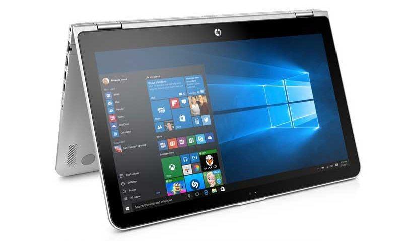 HP lança Novos Notebooks da Série Pavilion