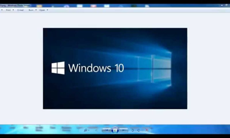 Como usar o Windows Photo Viewer no Windows 10