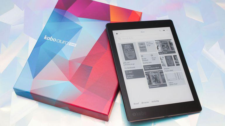 Kobo Aura One – E-Reader à Prova De Água concorrente do Kindle Oasis