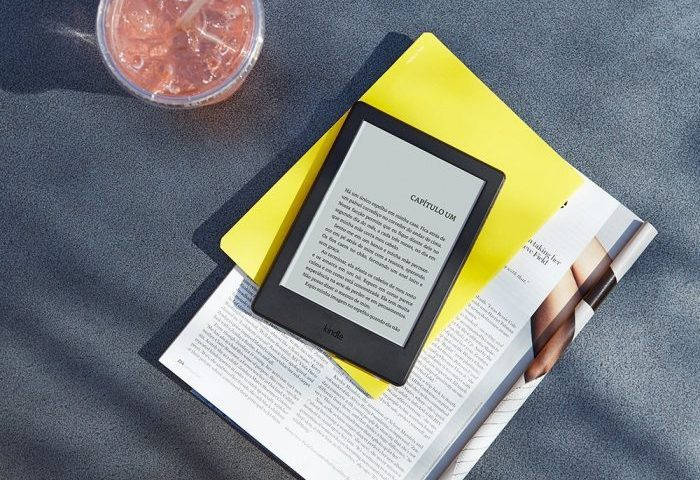 Venda do Novo Kindle no Brasil