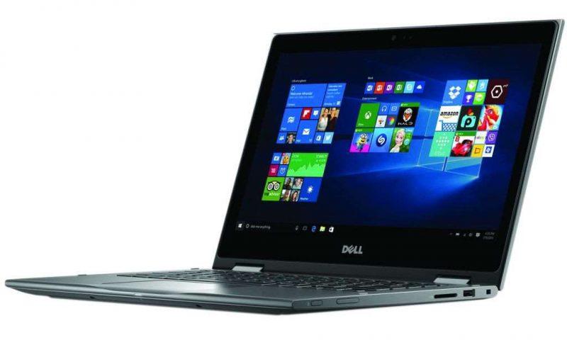 Notebook da Dell Série 5000 – Especificações
