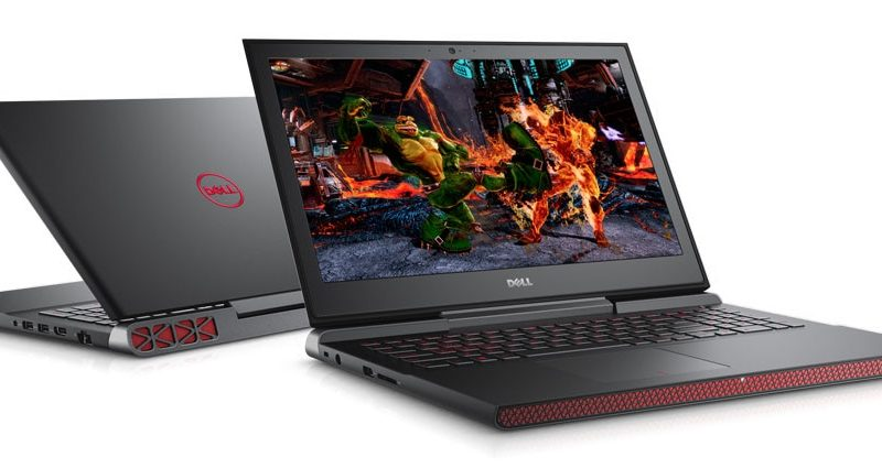 Notebooks da Dell Série Gaming – Especificações