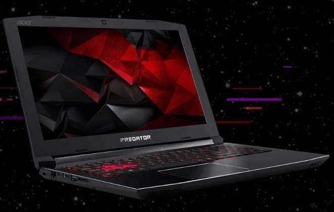 Acer Predator Helios 300 – Ficha Técnica